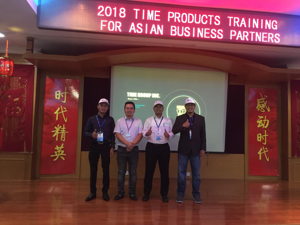 Training TIME INSTRUMENTS For Asian Business 2018 In Beijing,China