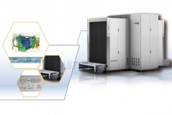 EI-V150180 Multi-energy high throughput X-ray Security detection Equipment