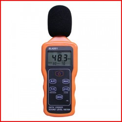Sound Level Meter (28)~130 dB with software SL4201