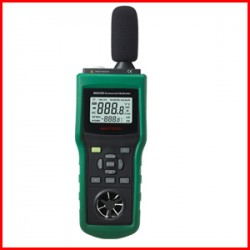 Multifunction Environment Meters MS6300