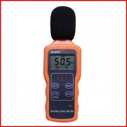 Sound Level Meter 30~130 dB SL4200