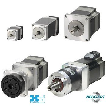 AZ Series Stepper Motors with Mechanical Absolute Encoder