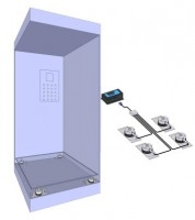 Elevator Weighing Kit :  Cabin