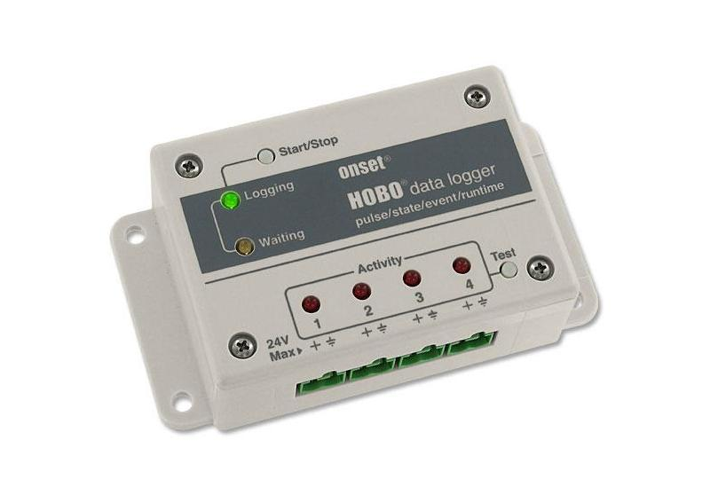 HOBO 4-Channel Pulse Data Logger - UX120-017M