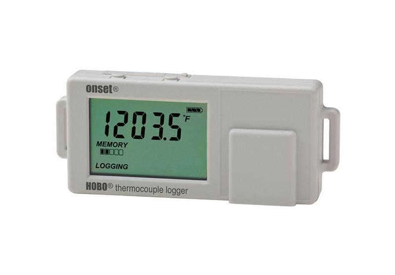 HOBO Type J, K, T, E, R, S, B, N Thermocouple Data Logger - UX100-014M