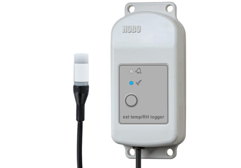 HOBO External Temperature/RH Sensor Data Logger - MX2302A