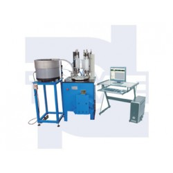 Spring load automatic sorting test machine
