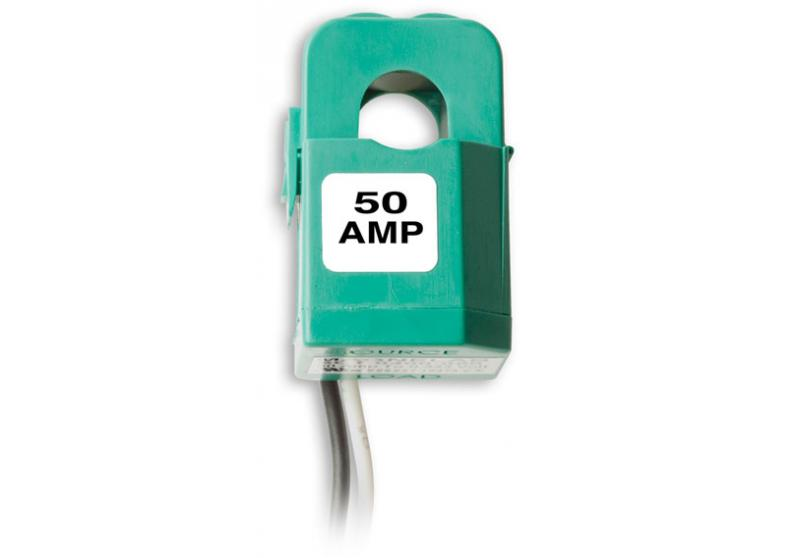 50 AMP Mini Split-core AC Current Transformer Sensor