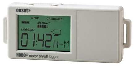 HOBO Extended Memory Motor On/Off Data Logger - UX90-004M